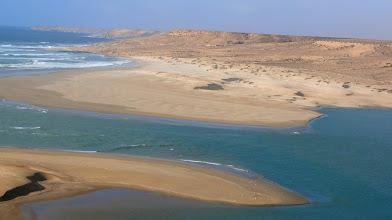 Photo: Oued Dráa oder Wadi Dráa ist leicht zu erreichen vom Castilio Dalilah klick das Video rechts