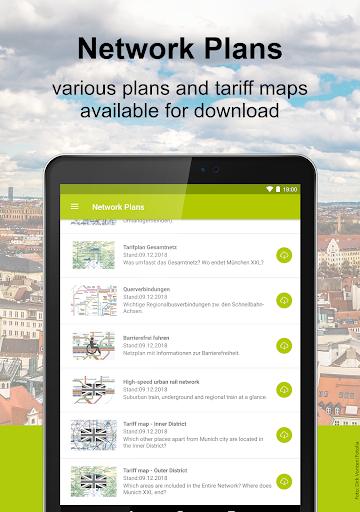 MVV-App – Munich Journey Planner & Mobile Tickets 5.34.13648 screenshots 15