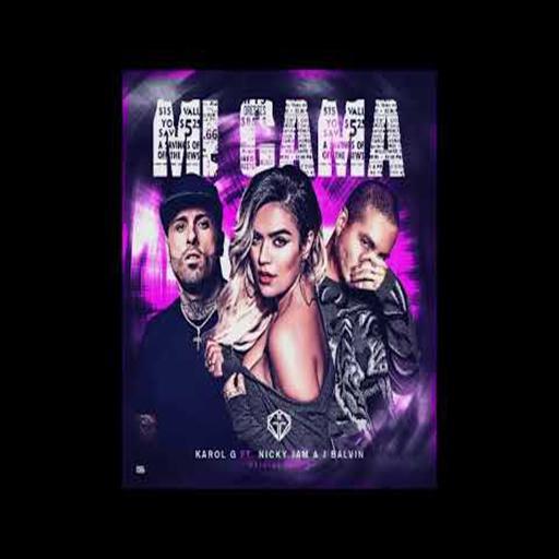 Karol G, J. Balvin -Mi Cama(Remix)ft.NickyJam Musc file APK for Gaming PC/PS3/PS4 Smart TV