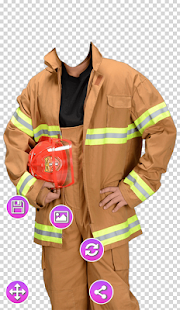 New Firefighter Photo Frames - náhled