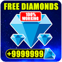 Get Free Diamonds 💎 Tricks for Garena Fire 💎 icon
