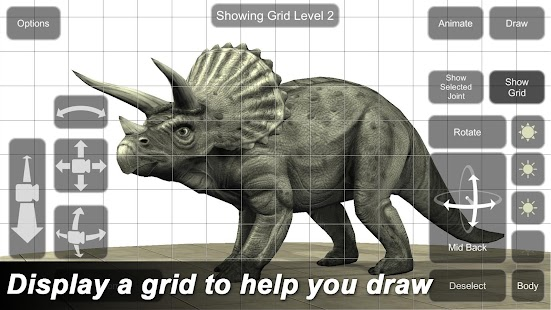 Triceratops Mannequin- screenshot thumbnail