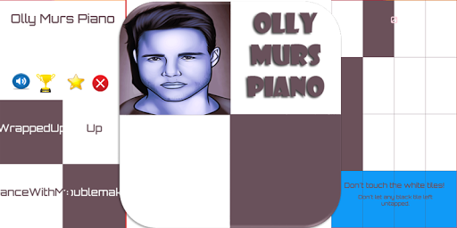 Olly Murs Piano Tiles