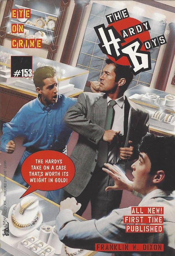 Eye on Crime cover