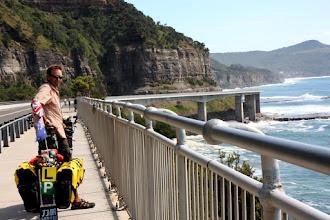 Photo: Year 2 Day 175 - Rog on Seacliff Bridge