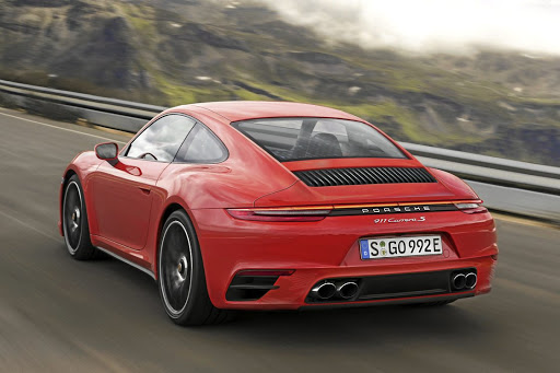 In typical fashion, the changes to the 911 will be evolutionary