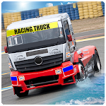 Truck Driving Game: City Traffic Simulator Icon
