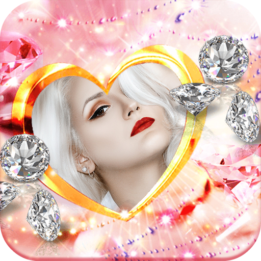 Diamond Frames for Pictures Icon