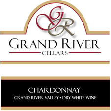 Logo for Grand River Chardonnay