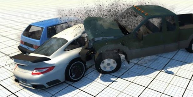 Crash Car Engine Screenshot