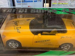 S2000 AP1 初期型 1999年式のカスタム事例画像 ホタテほえほえさんの2019年01月24日00:44の投稿