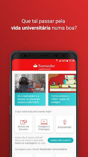 Santander Universitu00e1rio 2.3.15 gameplay | AndroidFC 1