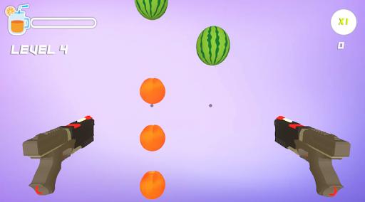 لقطات من Fruits N Guns 2