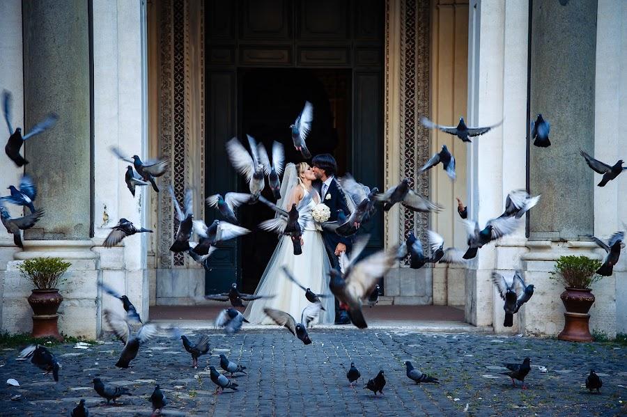 Wedding photographer Massimiliano Magliacca (Magliacca). Photo of 05.03.2019