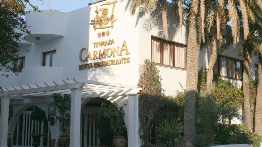 Terraza Carmona ha mantenido su Sol Repsol un año más