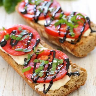 French Bread Pizza Caprese