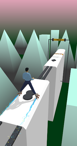 Sky Roller Skating - Rolling Balls  screenshots 1