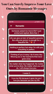 Romantic Messages For Girlfriend - náhled
