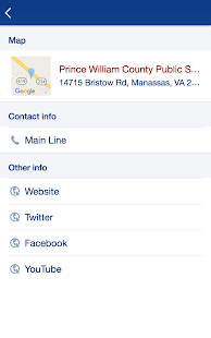 Prince William County Schools- screenshot thumbnail