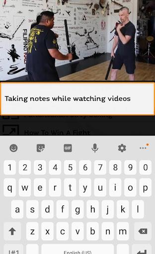 Martial Arts - Training and workouts 2.76 Screenshots 4