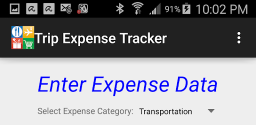 CIS063 Trip Expense Tracker - Apps on Google Play