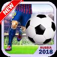 Fútbol real FIFFA - FIF Soccer icon