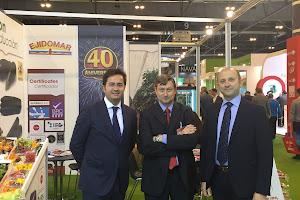 El Ayuntamiento acude a Fruit Atracction 2016 para respaldar al sector y situar a El Ejido como un referente de la Dieta Mediterr�nea