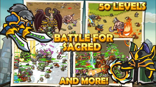 Azeroth(defense strategy) apkdebit screenshots 4