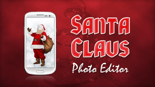 Santa Claus Photo Editor screenshot 6