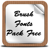 Brush Fonts Pack Free