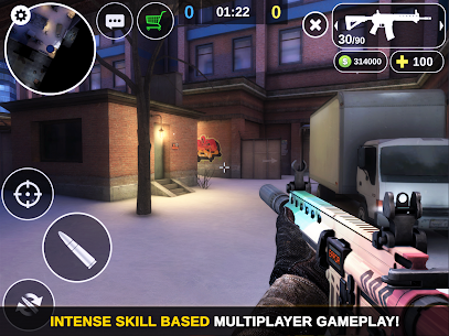 Counter Attack – Multiplayer FPS MOD (Unlimited Money) Full App+Data 8