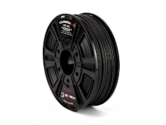 3DXTECH CarbonX Black Carbon Fiber PC Filament - (0.75kg) 2.85mm