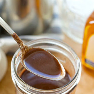 4-Ingredient Agave Mocha Coffee Syrup