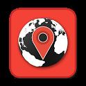 My GPS Coordinates icon