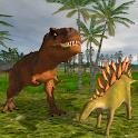 Dinosaur simulator 2019 - Jurassic island wars icon