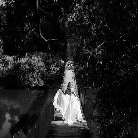 Huwelijksfotograaf Artem Vindrievskiy (vindrievsky). Foto van 21.11.2017