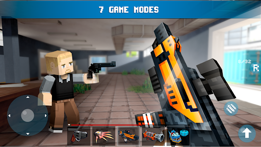 Mad GunZ - Battle Royale, online, shooting games 1.8.2 Cheat screenshots 8