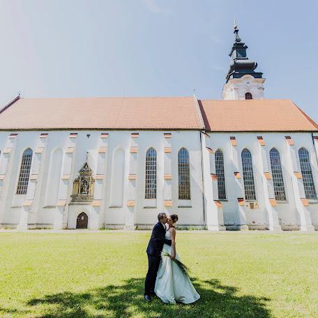 Wedding photographer Adrienn Pálfi (audrey). Photo of 23.02.2018