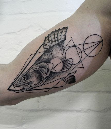 50 Cute Fish Tattoo Designs And Ideas With Meaning