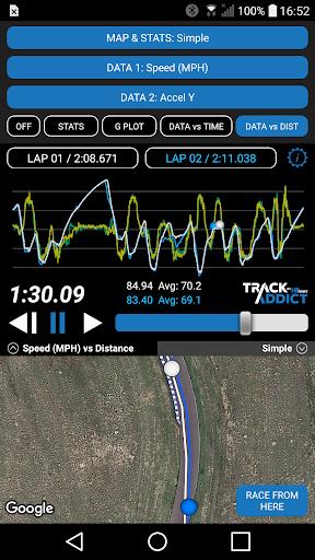 TrackAddict 4.2.3 screenshots 4