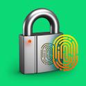 AppLock : Lock Apps with Fingerprint Security icon