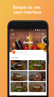 Download APK: CookAid – Recipes & Nutrition v2.1.5 build 75 [Paid]