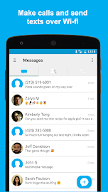 FreedomPop Free Call and Text Screenshot 4