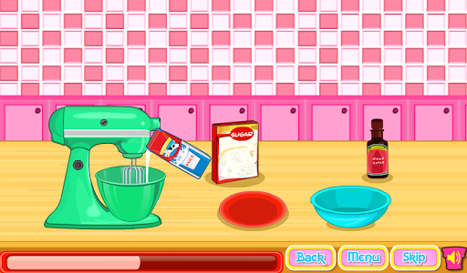Cooking Ice Cream Cone Cupcake