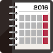 Smart Calendar 2016 +Colorful APK