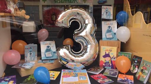 3 ans PopCorn anniversaire éditions du maïs soufflé