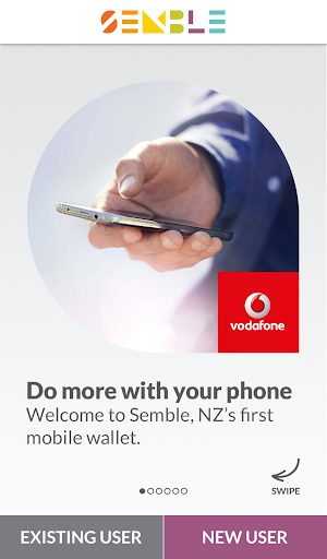 Semble for Vodafone