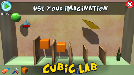 Cubic Lab 3D: Puzzle pieces & Physics Jigsaw cheat screenshots 2