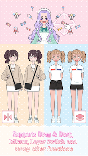Lily Diary : Dress Up Game MOD (Free Purchase) 2