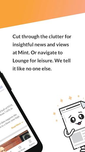Mint Business News screenshots 2